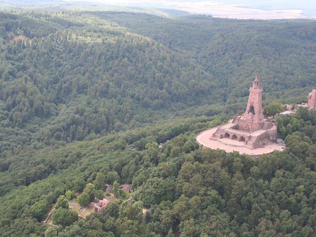 Barbarossa-Denkmal am Kyffhäuser